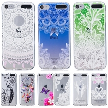 Diamond Soft TPU Case sFor Fundas Apple iPod Touch5 Touch6 Lovely Cute Silicone Phone Cases For Apple iPod Touch 5 Touch 6