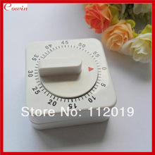5pcs/lot Wholesale New Home supplies Cooking kitchen timer Football Shape timer countdown reminder timer alarm clock