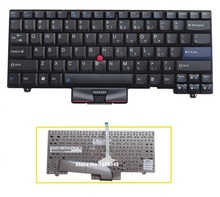 Brand New Keyboard For IBM Lenovo ThinkPad SL410 SL410K SL510 L410 L412 L421 L512 L521 Laptop US Keyboard