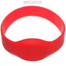 125Khz RFID EM4100 Waterproof Proximity Smart Card  wristband bracelet ID card for access control