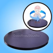 "Fotoconic 60cm 24"" 3D Photo 360 Degree Electric Rotating Turntable Stand fr Photography Jewelry Model Show & Video Max Load 80kg(China)"