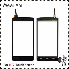 "Buy Replacement High 5.5"" Homtom HT7 HT7 Pro Touch Screen Digitizer Sensor Outer Glass Lens Panel for $6.18 in AliExpress store"