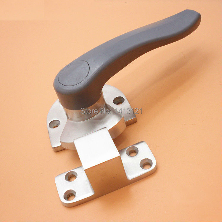 free shipping stainless steel door handle steam box hinge oven door lock cold store hinge cabinet kitchen cookware repair part<br>