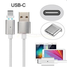 USB-C USB Type-C TYPE c 3.1 to USB Male Magnetic Charging charge charger Cable for Cell Phone & Tablet Reversible Design