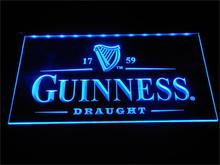 a002 Guinness Vintage Logos Beer Bar LED Neon Sign with On/Off Switch 20+ Colors 5 Sizes to choose