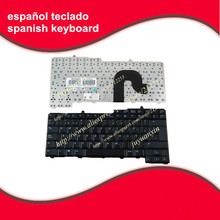 Spanish keyboard for Dell Inspiron 1501 1505 630M 6400 9400 E1405 E1505 E1705 Vostro 1000 XPS M140 M1710 laptop Spanish keyboard