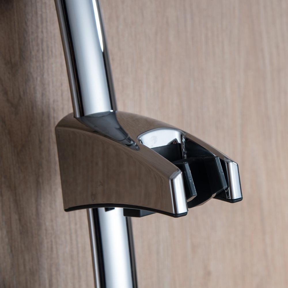 Shower Sliding Bar Shower head Slide Bars extension Bathroom Rail slider holder Adjustable sliding bar Adjust height Doodii19