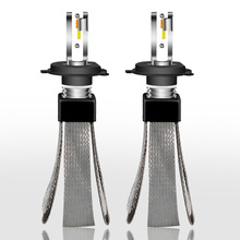 Buy 2018 New 3000K 4300K 6000K Car Headlight Led H4 H1 9006 hb4 9005 hb3 H11 H7 LED Bulb Automobiles Lights CSP Lamp 6000K 12V 24V for $39.33 in AliExpress store