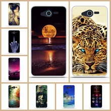 Phone Cases For ZTE Blade L3 Case Soft TPU Coque Silicon Cell Phone Back Cover Cases For Funda ZTE Blade L3 Case Capa 3D Cartoon(China)