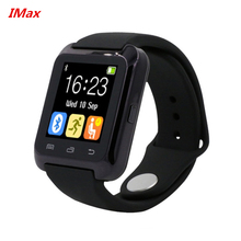 2016 Customized high quality new U80 Smart Bluetooth watch/Smart Watch/WristWatch Wrist Wrap Watch for IOS, Android Smart Phones