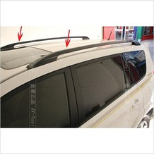 High quality Aluminium alloy Luggage rack(Pasted directly installed) For 2006~2012 Toyota RAV4