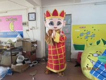 2014 Hot Fast custom Tang's monk Mascot Costume Adult Fancy Dress Cartoon Outfit Suit