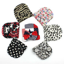 Newborn Baby Toddler Kids Boy Girls Caps Cotton Zebra Winter Baby Knit Hats Letter Warm Snow Beanie Hats(China)
