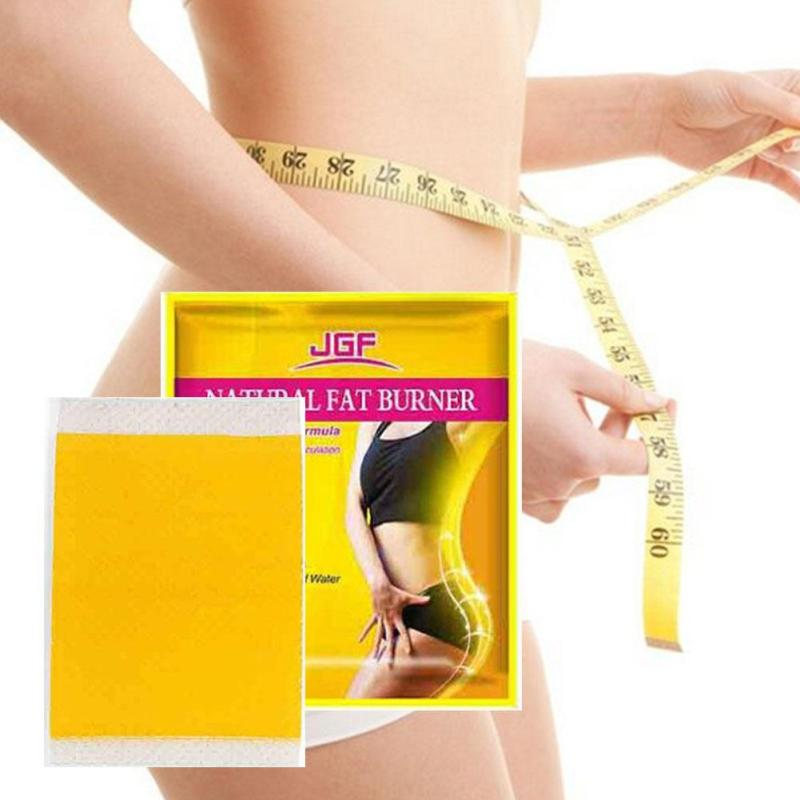 10 pieces/Bag Hot Sale Weight Lose Paste Navel Slim Patch Health Slimming Patch Slimming Diet Products Detox Adhesive U3 3