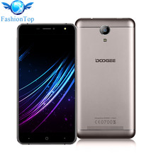 Original DOOGEE X7 pro 4G 6 inch Mobile Phone Android 6.0 MT6737 Quad Core 2GB RAM+16GB ROM 13MP 3700mAh OTG Touch Smartphone - FashionTop Life Store store