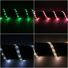 Ultra-Bright 1M SMD 3528 Waterproof 60 LED Flexible Tape USB Strip Light Valentines Wedding christmas garland Decoration(China)