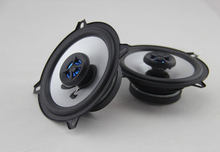 2x 5inch coaxial car speaker hot sale car audio speaker, universal all car perfect sound car horn speakers(China)