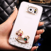 Luxury Bling Crystal Diamond Case Rhinestone Back Cover for Moto G4 Plus G5 Z Play X2 M X Droid Turbo XT1254 Soft TPU Phone Case