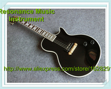 Wholesale & Retail China LP Electric Guitarra With Single P-90 Style Pickup Black Electric Guitars Left Handed Available