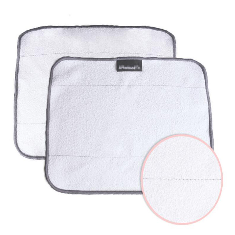 Robot Vacuum Cleaner Replacement Fiber Mops Cloth for iRobot 308t 320 mint 4200 5200C .29*22cm Reusable Robotica VacuumCleaner(China)