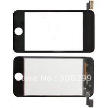 For iPod Touch 2 Digitizer touch screen black by free shipping; 100% Warranty(China)