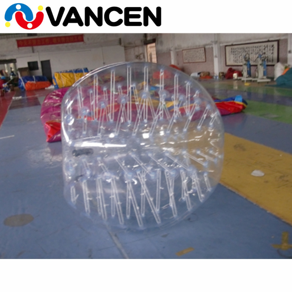 inflatable bubble soccer ball09