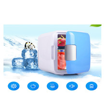 Buy Car styling rundong 12V 4L Car Mini Fridge Portable Thermoelectric Cooler Warmer Refrigerator td1222 dropship for $45.78 in AliExpress store