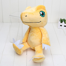 5styles Anime Digimon Plush Toy Agumon Greymon Palmon Gomamon Chibimon Stuffed Doll kids toys christmas Gift