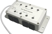 LED DMX Amplifier;LED DMX Controller;DMX512 Signal Amplifier; DC12~24V input;Output:one group DMX signal;Output:8 groups
