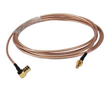 10ft XM Sirius Coax Cable SMB male to SMB female right angle 3M for Car Antenna(China)