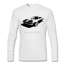Man old classic car t-shirt punk rock Customized Old Car O-neck Shirts Political males Low-cost T Shirts