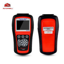 Autel Electronic Fault Reset Scanner EBS301 Complete OBDII EOBD Coverage Diagnoses EPB SBC Caliper Read Clear Trouble Codes
