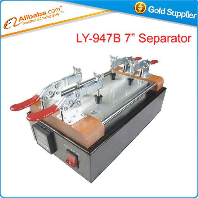 Russia tax-free 7 mobile lcd repair machine 947B bakelite touch screen separate machine LCD separator<br><br>Aliexpress