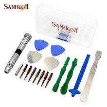 SANHOOII Cell Mobile Phone Tablet PC Electronic Teardown Screwdriver Repair Tools Set Battery Replacement Screen Opening Tools