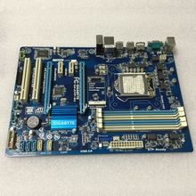 Free shipping original motherboard for Gigabyte GA-Z77P-D3 DDR3 LGA1155 boards Z77P-D3 32GB Z77 desktop motherboard