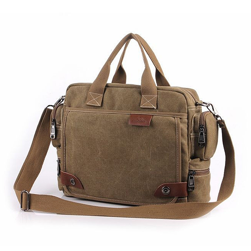 bags brand vintage mens canvas shoulder messenger bags casual travel bags bussiness handbag for laptop crossbody bags for men<br>