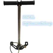 UZWELL High Pressure 3 Stage PCP Car Mini Hand Operated Air Pump Hunting PCP pump 300bar 30mpa 4500psi(China)