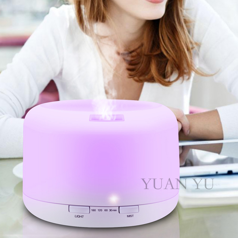 Mini Portable Steam Aromatherapy Aroma  Air Humidifier USB DC 12V Air Purifier Diffuser Essential Oil Diffuser Mist Maker<br><br>Aliexpress