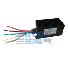 Powerful , 1000W DC brush motor controller, series motor for electric tricycle.