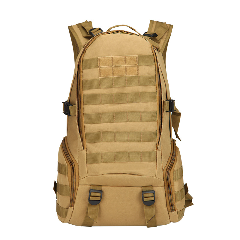 Hot 35L Mens Camouflage Backpack Unisex Black Military Schoolbag Army Green Big Male Rucksack Oxford Travel Waterproof Backpack<br>