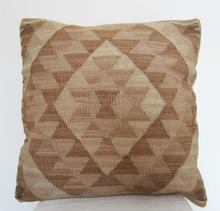 Import and export Kilim hand-woven wool cushion ethnic pillow Nordic appropriate style waist luxury gifts