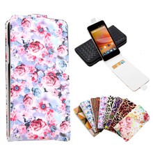 Classic Luxury Advanced Top Flip Colorful Leather Case For MTC Smart Sprint 4G / Sprint4G Phone Cases Cover With Card Slot
