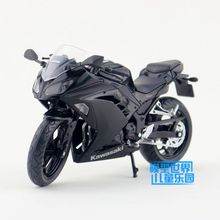 Free Shipping/Automaxx Toy/Diecast Metal Motorcycle Model/1:12 Scale/KAWASAKI Ninja 250/300 2014/Classical Collection/Gift/Kid