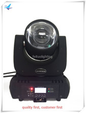 Y-6pieces Fast Moving Items From China X&Y Infinite Rotate Sharpy Beam 60W LED Mini Moving Head flight case