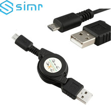 USB A Male to micro/Mini USB B 5 Pin Charging Data Sync Cable Phone Charge 1m Mini USB 2.0 Cables for HTC MP3 MP4 GPS Tablets