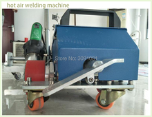 hot sell pvc flex banner welder made in china(China)