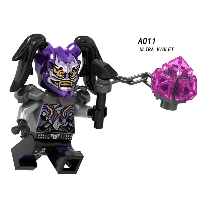 A011-Ultraviolet