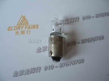 2pcs,OSRAM 64111 12V 5W halogen bulb,12V5W BA9S lamp,Miniature reading indicator,machine tool light