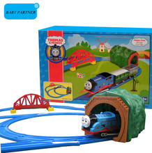 Thomas And Friends Trains Toys Kid Boy Thomas Electric Rail Road Set Trackmaster Motorized Mini Tomas Model Brinquedos hot toys