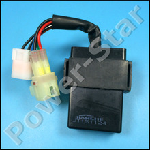 JS250 Jianshe 250CC ATV Quad CDI Box with 7 Wires Puma ATV Parts